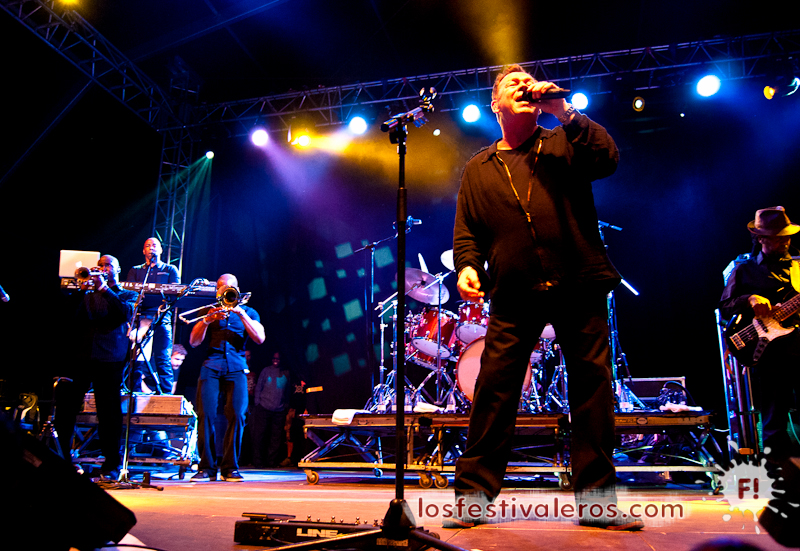 Andorra Red Music 2014: UB40
