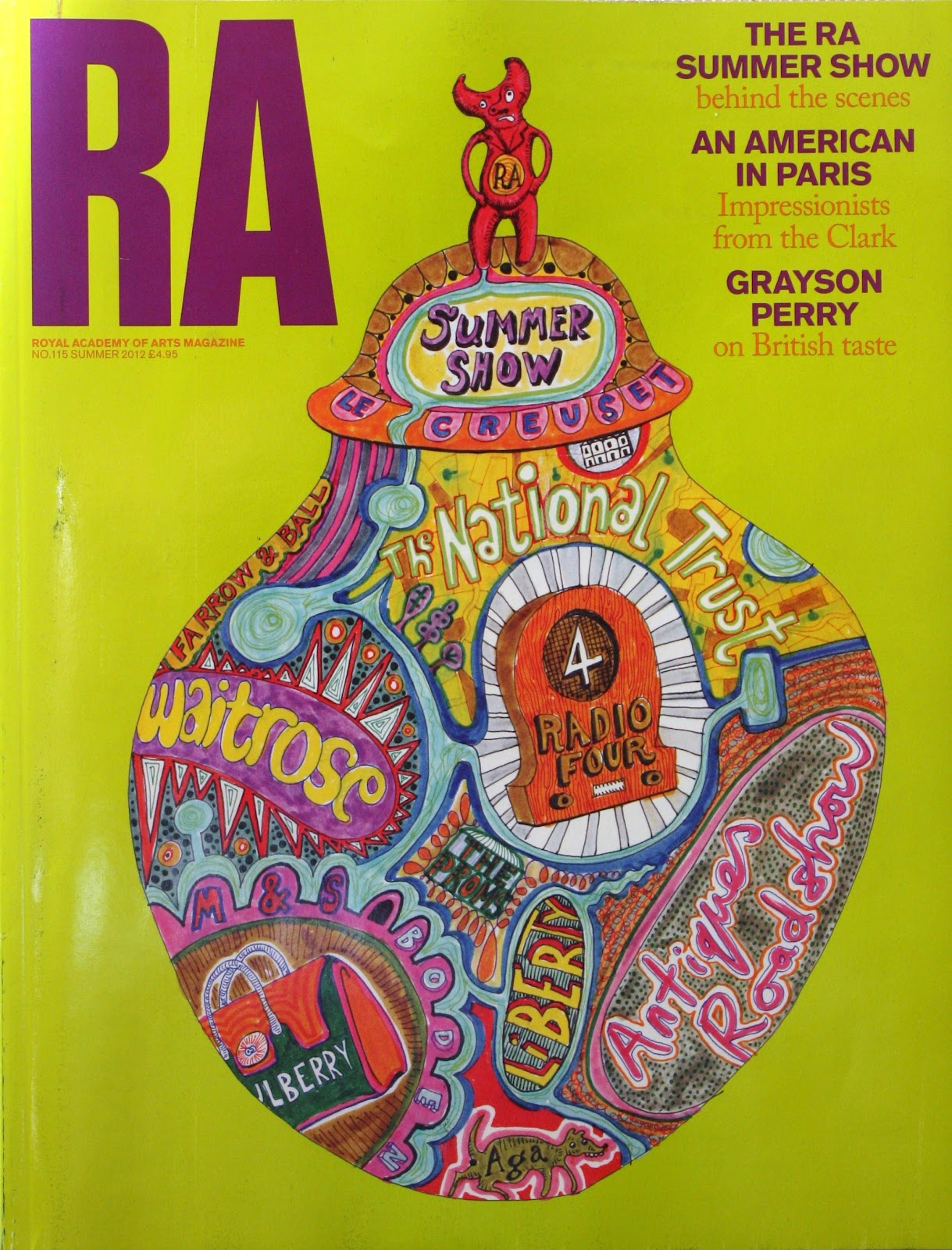 Western Independent: The far side of Grayson Perry RA