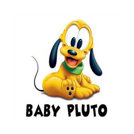 Disney Baby Pluto Characters Wallpaper