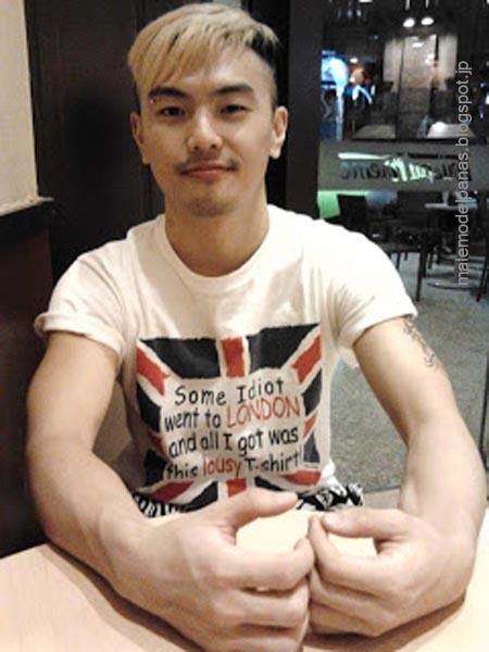 Alvin Tan Jye Yee