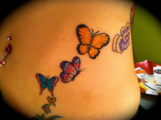 Butterfly Tattoo Sample