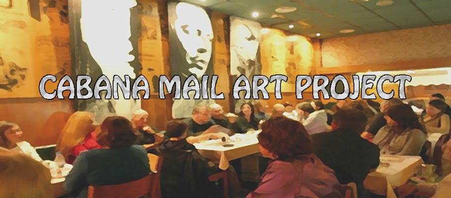 Cabana Mail Art Project