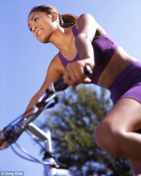 Bersepeda Dapat Kurangi Kenikmatan Seksual Wanita [ www.BlogApaAja.com ]