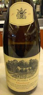 Hamilton Russell Chardonnay 2013 from WO Hemel-en-Aarde Valley, South Africa (91 pts)