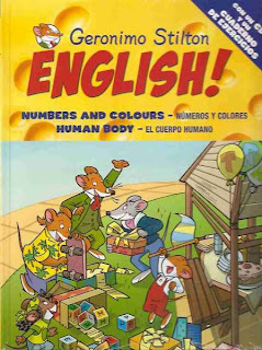 Numbers and Colours - Geronimo Stilton English