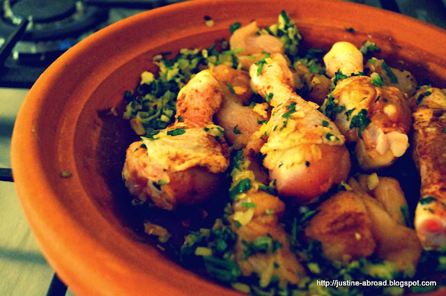 tajine, kuchnia marokańska
