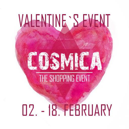 Cosmica - Valentine's Event