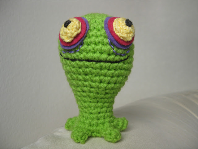Chu Chu from Legend of Zelda! UPDATE: Now with pattern ...