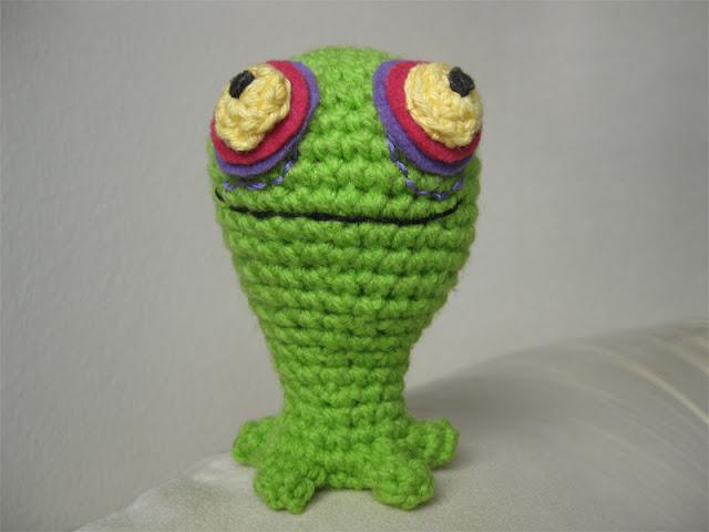 Free Crochet Pattern For Zelda : Chu Chu from Legend of Zelda! UPDATE: Now with pattern ...