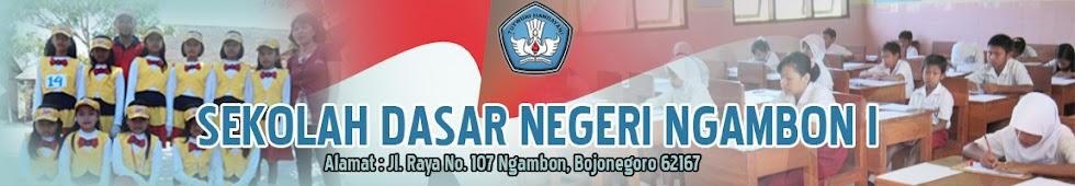 SD Negeri Ngambon I