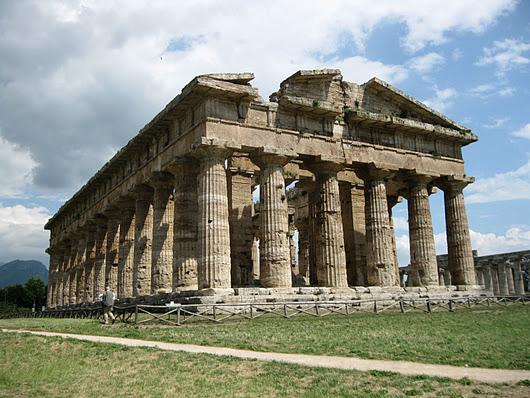 7 Kuil Unik Yang Terkenal Di Yunani [ www.BlogApaAja.com ]