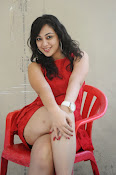 Saba Saudagar Glam photo shoot in red-thumbnail-6