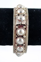 Siam Silver Bracelet Vintage