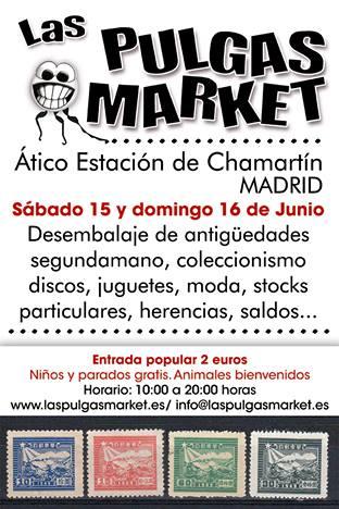 La Feria de las Pulgas Market llega a Madrid
