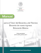 Manual para el Tutor EB 2016-2017