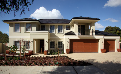 Modern Homes Front Designs Florida.