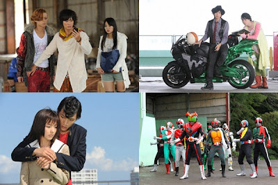 Kamen Rider W, Ankh Confirmed for Movie Wars MEGAMAX!