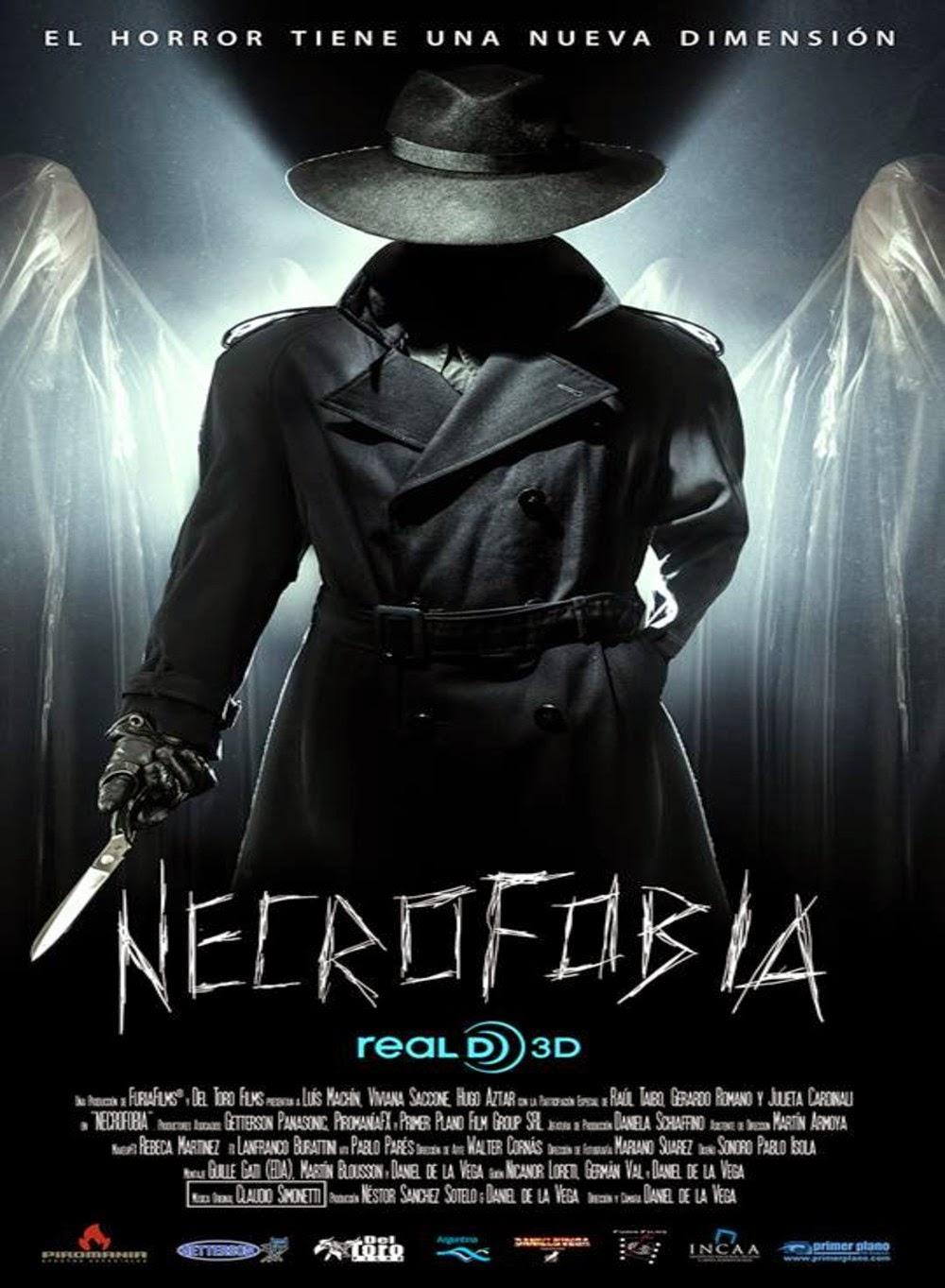 Necrofobia (2014) DVDRip ταινιες online seires xrysoi greek subs