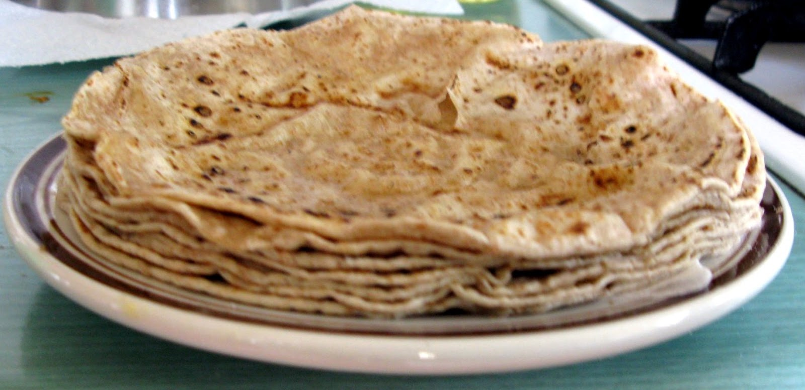 Maani / Roti / Chapatti / Indian Flat Bread