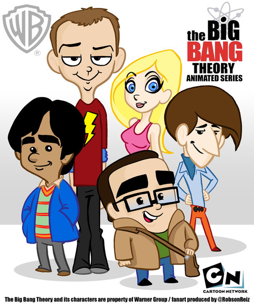 The Big Bang Theory por robsonreis