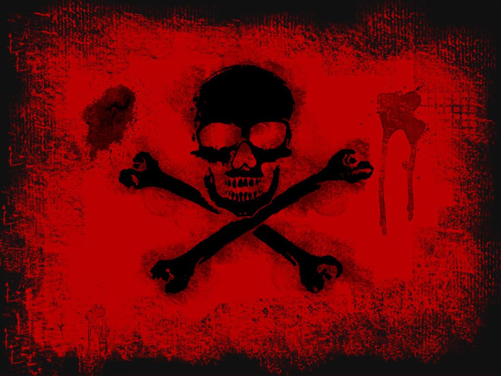 Evil Skull And ...