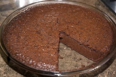 recettes dessert  Tarte au sucre impossible