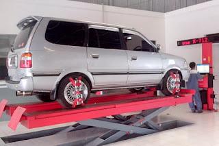 AutoFix Bengkel Perawatan dan Pengecatan Mobil