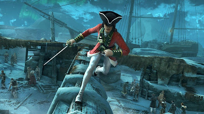 Screen Shot Of Assassin's Creed 3 (2012) Full PC Game Free Download At worldfree4u.com