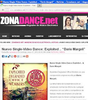 zonadance zona dance dario margeli