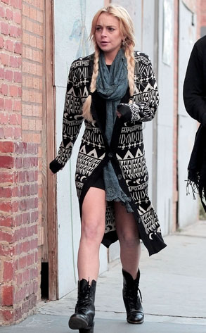 Lindsay Lohan Ugly