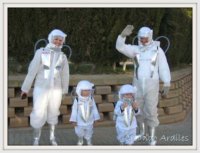 Traje De Astronauta Para Mujer