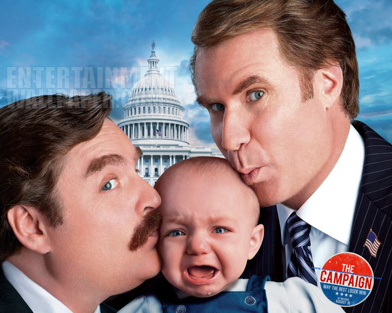 The Campaign Movie Quotes Marty Huggins Either way  the campaignThe Campaign Cast