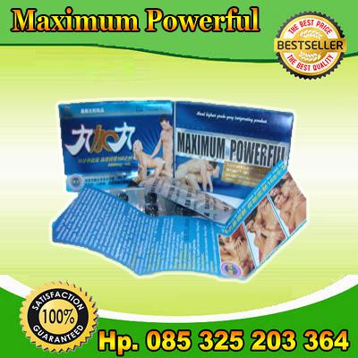 obat kuat herbal maximum powerfull tablets alami super usa