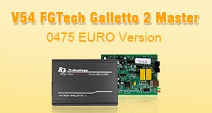 (Shipping From UK) 0475 EURO Version V54 FGTech Galletto 2 Master