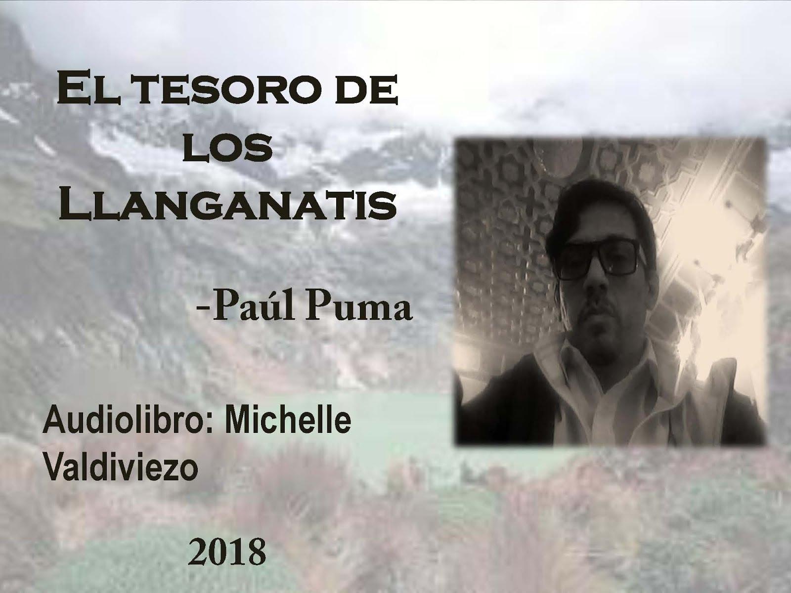 audiolibro El tesoro de los Llanganatis de Paúl Puma