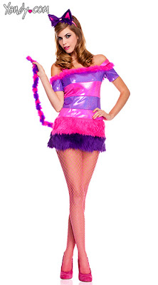 Sexy Disney Halloween costumes to roll your eyes at - Cheshire Cat