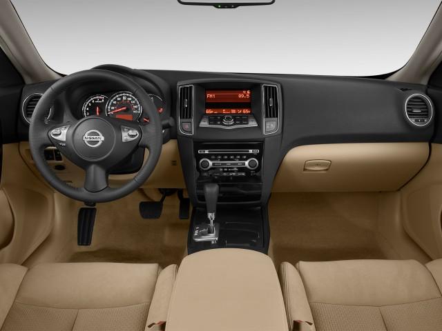 Review and Photos 2013 Nissan Maxima Sedan Interior
