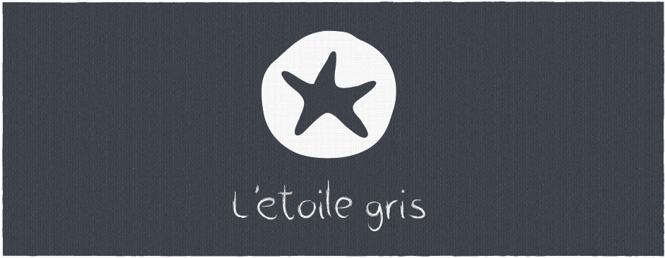 L&#39;etoile gris