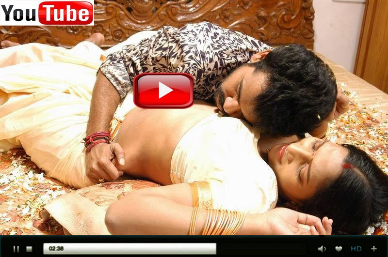 Married indian couple first night sex