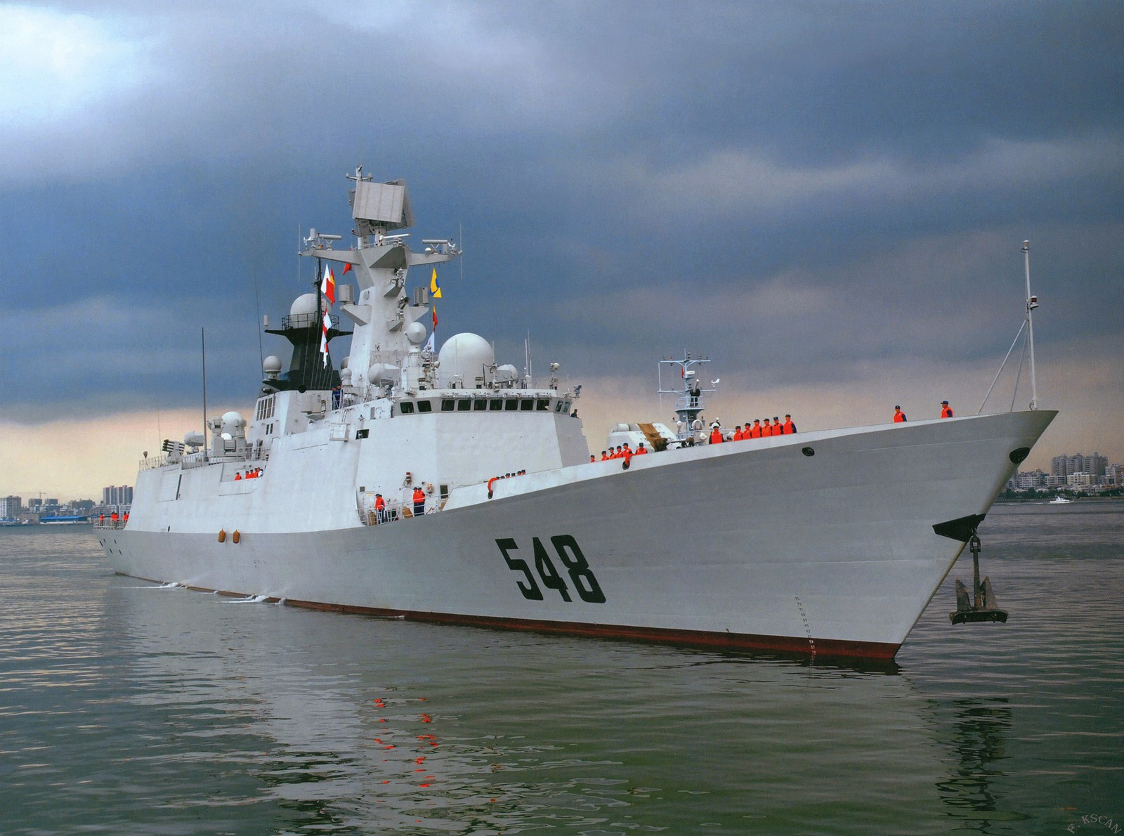 China Navy Ships Military http://chinesemilitaryreview.blogspot.com/2011/10/chinese-type-054a-jiangkai-ii-class.html
