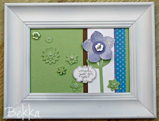 Creatively Yours Frame