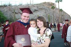 Aaron's Graduation 2012