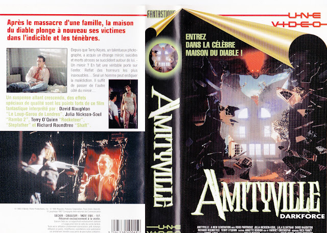 Amityville darkforce pizzakroscope for Amityville la maison du diable streaming vf