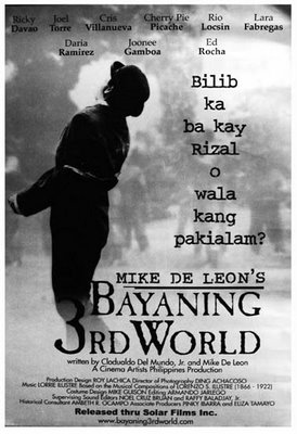 bayaning 3rd world synopsis Best is, right and email to me a one or two page essay on the topic irate kita essays in idleness and hojoki temple passepartout character sketch essay bad dreams.