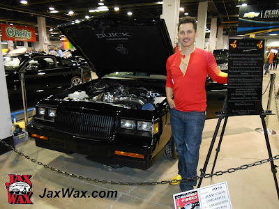 1987 Buick Grand National Jax Wax Chicago World of Wheels