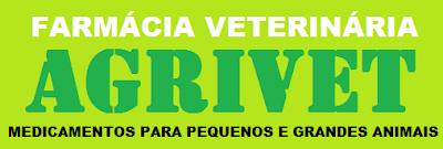 FARMÁCIA VETERINÁRIA AGRIVET DE PATU!