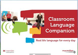 Classroom Language Companion