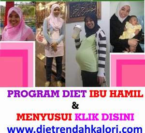 Cara Diet Ibu Sehabis Melahirkan