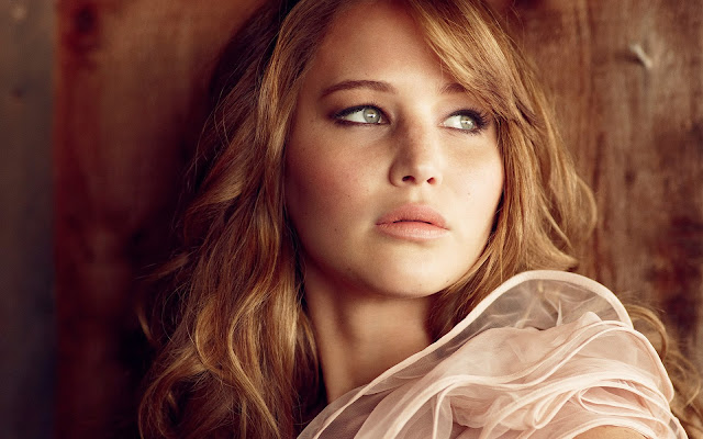 Top 20 Most Beautiful Female Celebrities: Jennifer Lawrence