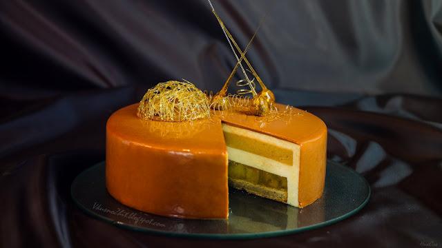 Карамель украшение для торта фото
